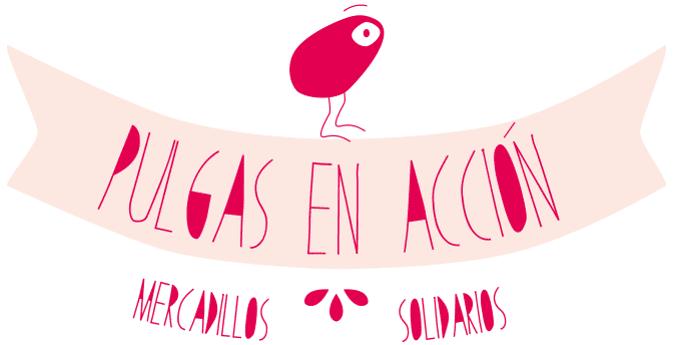 Logo Pulgas en Acción