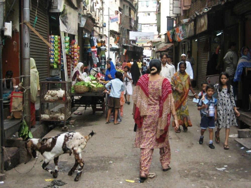 Barrio PIlkhana, la ciudad de la alegría