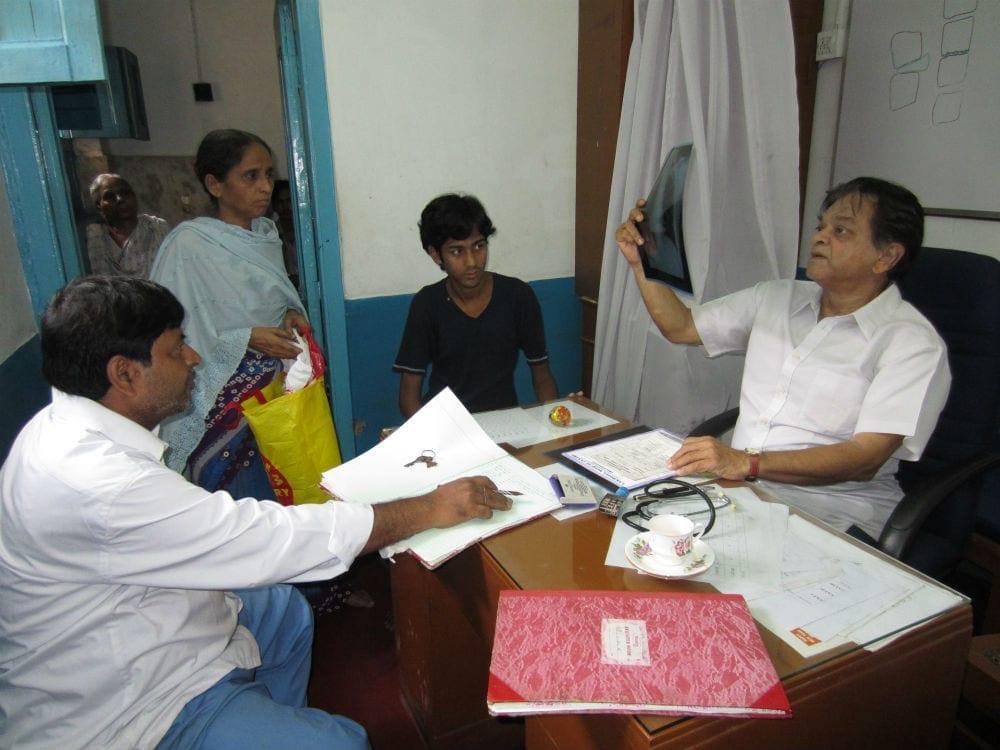 centro médico pilkhana