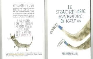"""Cuento para niños """"La Extraordinaria Aventura de Kazem"""""""