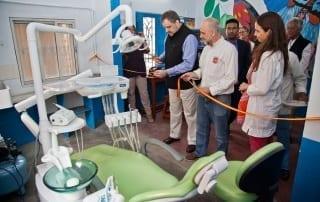 Dental Clinic – Colores de Calcuta