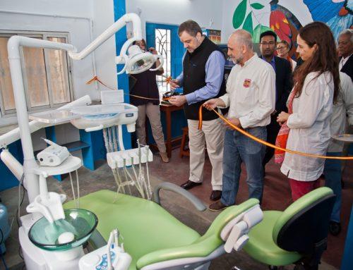 Spanish Ambasador Visit Us in Calcutta