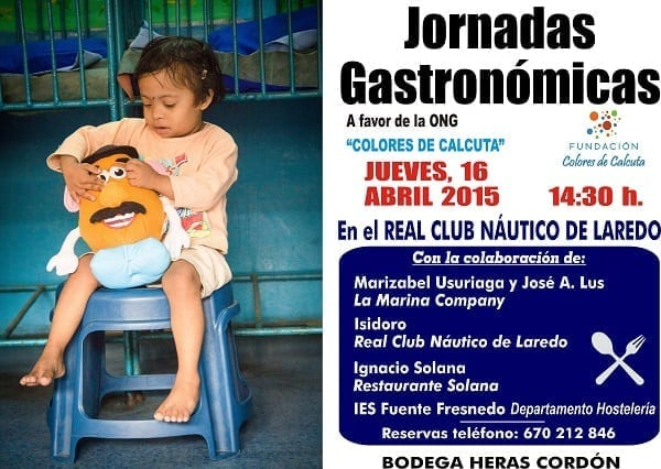 Jornada gastronómica Laredo