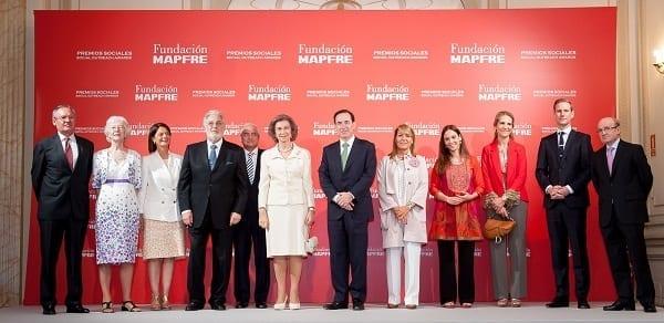 Premio MAPFRE Fundación Colores de Calcuta