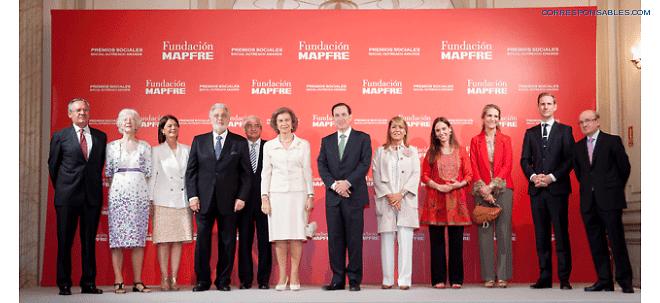 Premios Sociales Fundación MAPFRE 2015