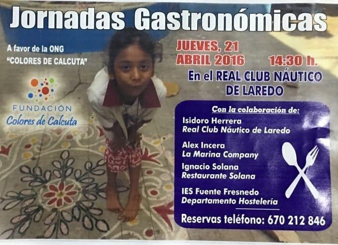 Jornada gastronómica de Laredo 2016