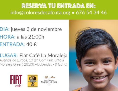 Madrid. 10º Aniversario de Colores de Calcuta