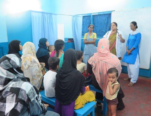 Semana Mundial por la Lactancia Materna