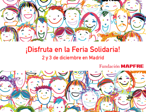 Mercadillo Solidario en Madrid