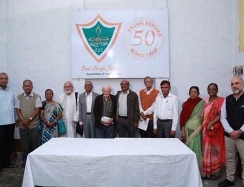 50 años de Seva Sangh Samiti