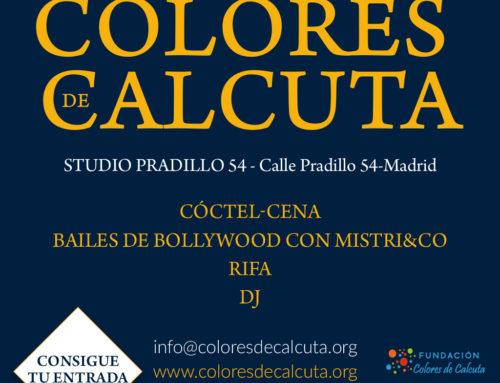 Fiesta Colores de Calcuta en Madrid