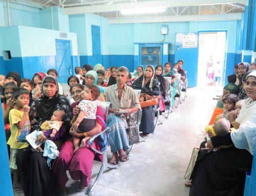 Centro médico: referente en atención primaria