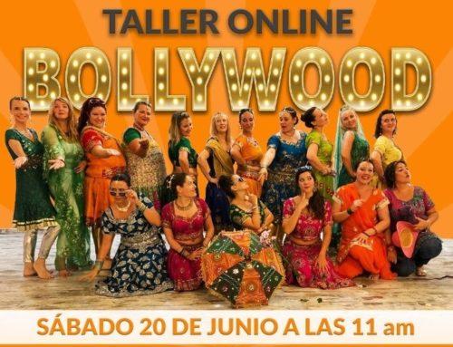 Taller de Bollywood Online en apoyo a Colores de Calcuta