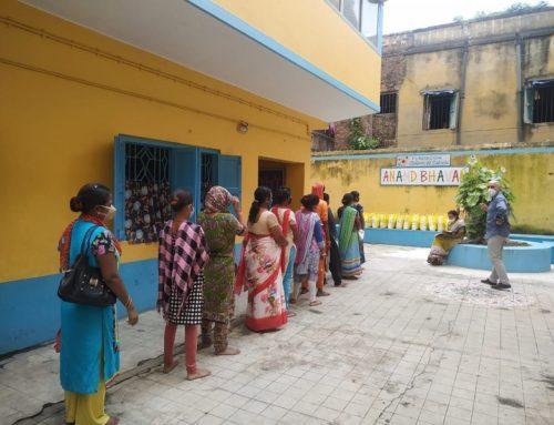 Anand Bhavan y guardería: apoyo familiar para afrontar la pandemia