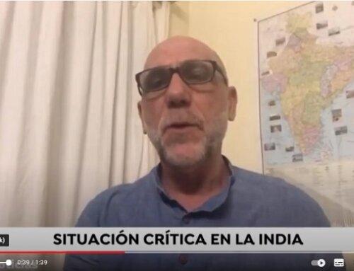 Colores de Calcuta en los medios españoles sobre la Emergencia COVID19 en India